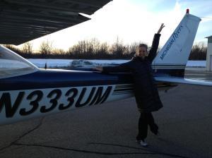 Ann Arbor Flying